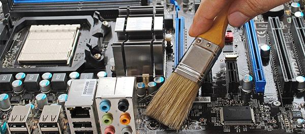 Пыль в компьютере — как избежать